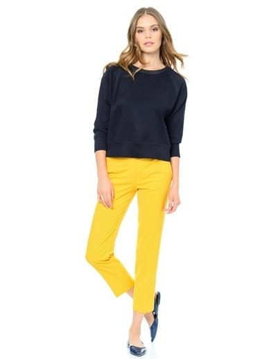 Moschino Cheap & Chic Pantolon Sarı